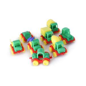 Carros Mis Pequeños Gigantes x 8 para Niño Marca Boy Toys