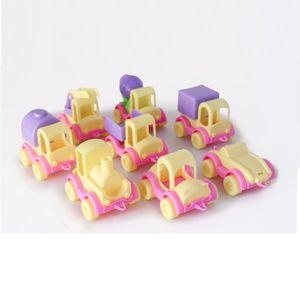 Carros Mis Pequeños Gigantes x 8 para Niña Marca Boy Toys