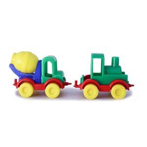 Carros Mis Pequeños Gigantes x 2 para Niño Marca Boy Toys