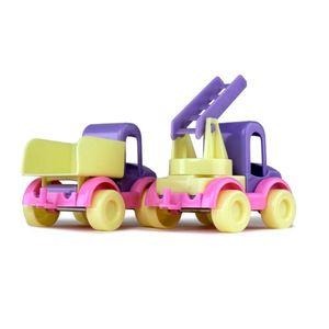 Carros Mis Pequeños Gigantes x 2 para Niña Marca Boy Toys