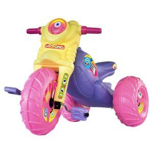 Triciclo Monster Premium para Niña Marca Boy Toys