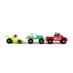 Set de carros Mix Toys Marca Boy Toys