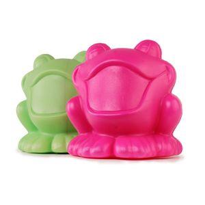 Alcancía Sapito Ahorrador Colores Surtidos Marca Boy Toys