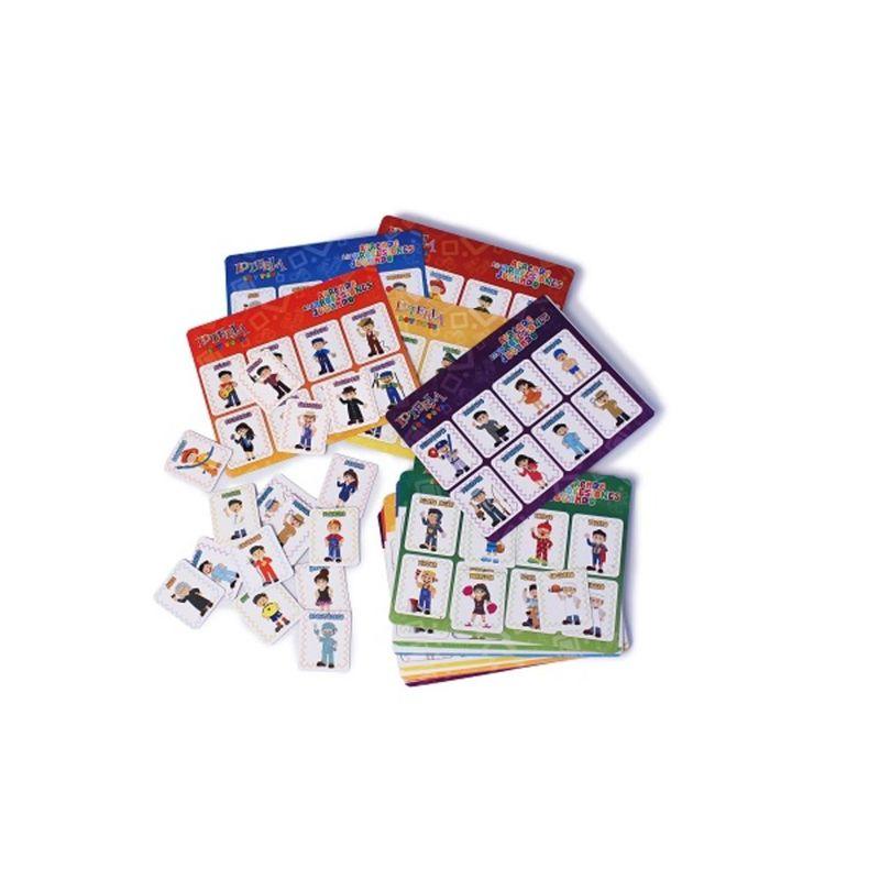Loteria-Profesiones