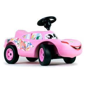 Vehículo montable Muscle Car Niña Rosado Marca Boy Toys