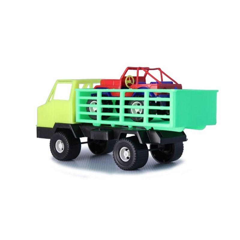 Camion-Estaca-Jeep