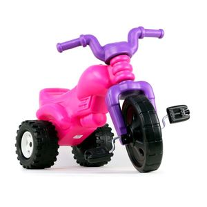 Triciclo Soplado para Niña Marca Boy Toys