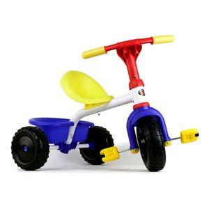 Triciclo Metálico para Niño Marca Boy Toys