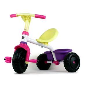 Triciclo Metálico para Niña Marca Boy Toys