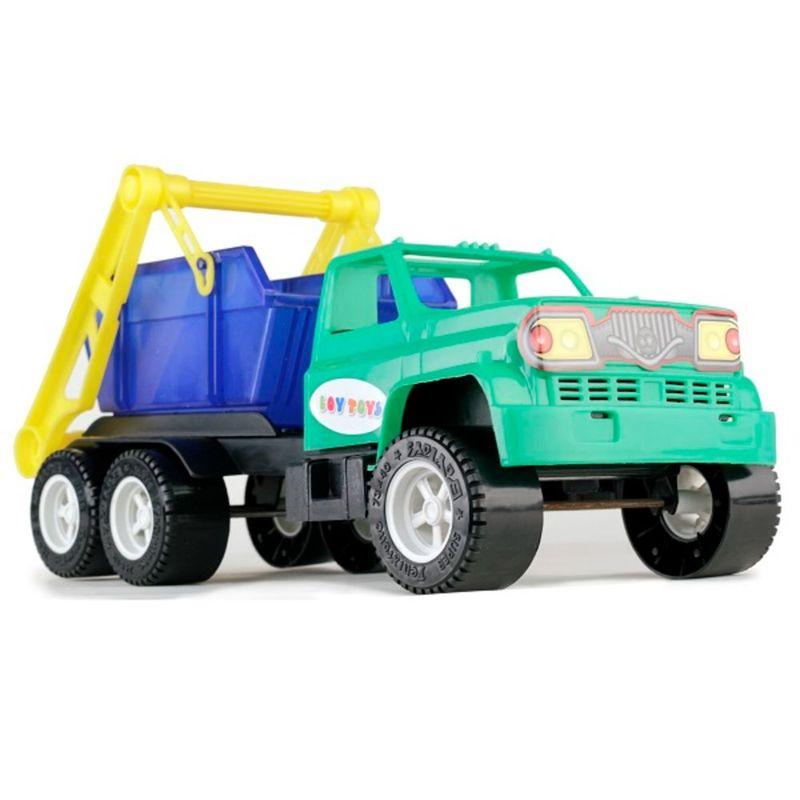 Camion-Cargador