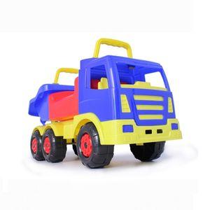 Vehículo montable Truck Niño Marca Boy Toys