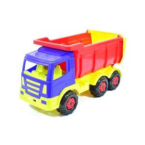 Vehículo montable Volqueta Elite Marca Boy Toys