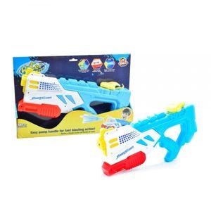 Pistola lanzadora de Agua