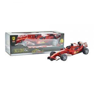 Carro Fórmula 1 Fricción