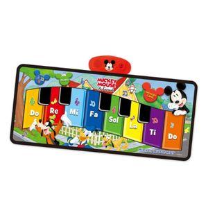 Piano Musical de Mickey Mouse