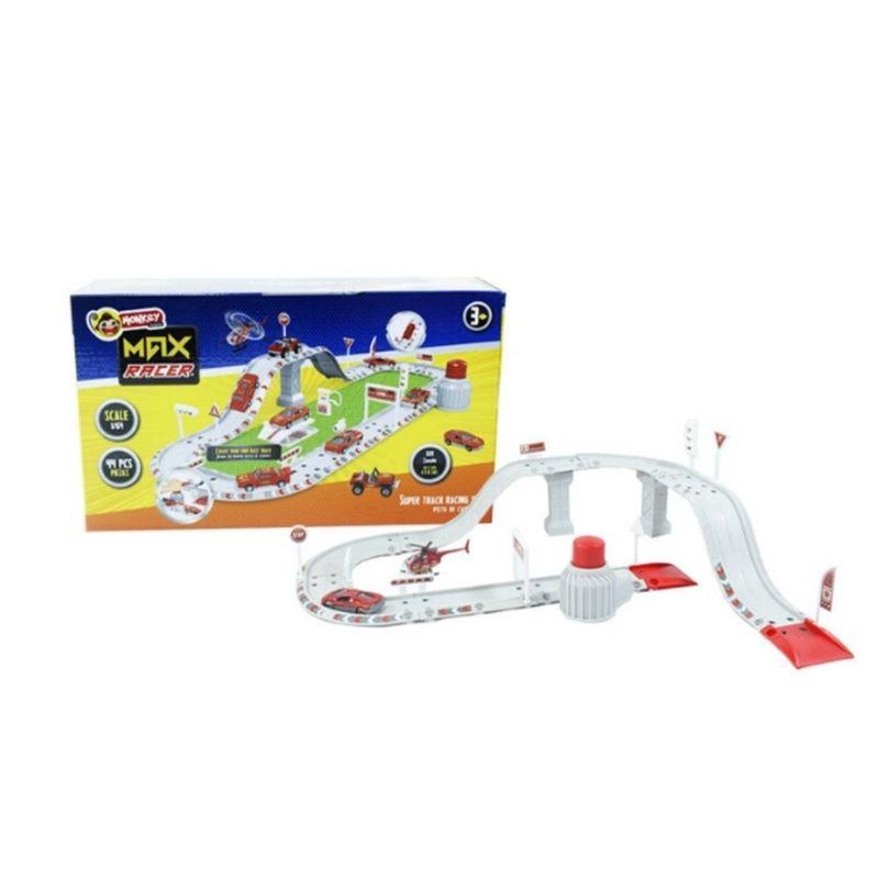 Pista-Max-Racer-Centro-de-Bomberos
