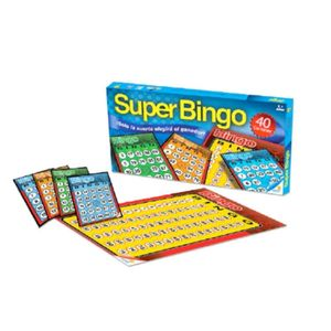 Super Bingó 40 cartones