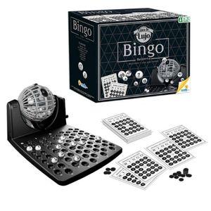 Juego de Mesa Bingo Balotera De Lujo