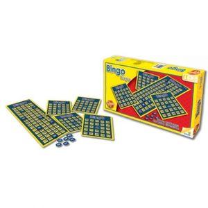Juego de mesa Bingo Clásico