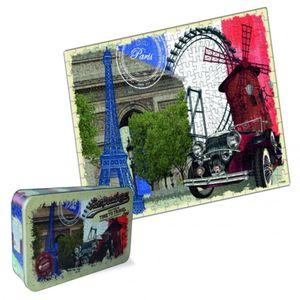 Rompecabezas Paris x 1000 piezas