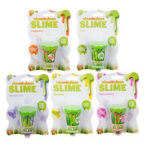 Juego de mesa Nickelodeon recipiente de Slime afrutado