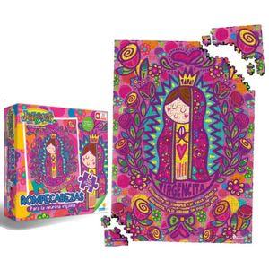 Rompecabezas x 500 piezas Virgen