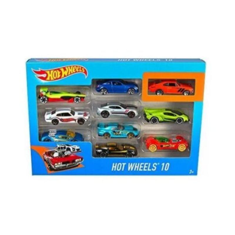 Hot-Wheels-Set-10-Autos