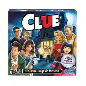Juego de mesa Clue Clásico