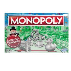 Juego de mesa Monopoly Clásico
