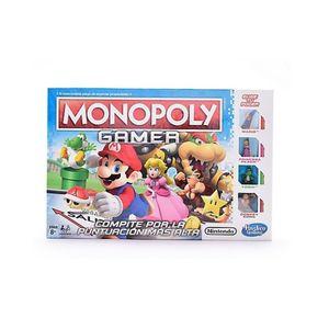 Juego de mesa Monopoly Gamer