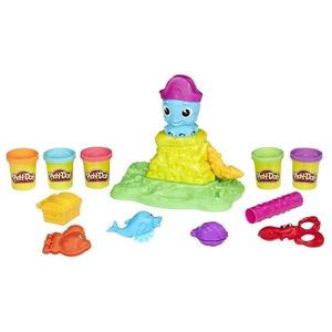 Divertidos Tentáculos Play Doh