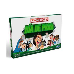 Juego de mesa Día De Pago Monopoly