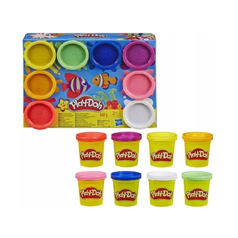 Plastilina-Play-Doh--x-8-unidades
