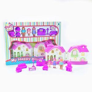 Casa armable My Happy House