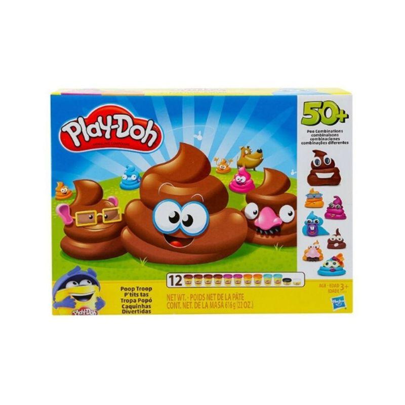 Tropa-Popo-Play-Doh