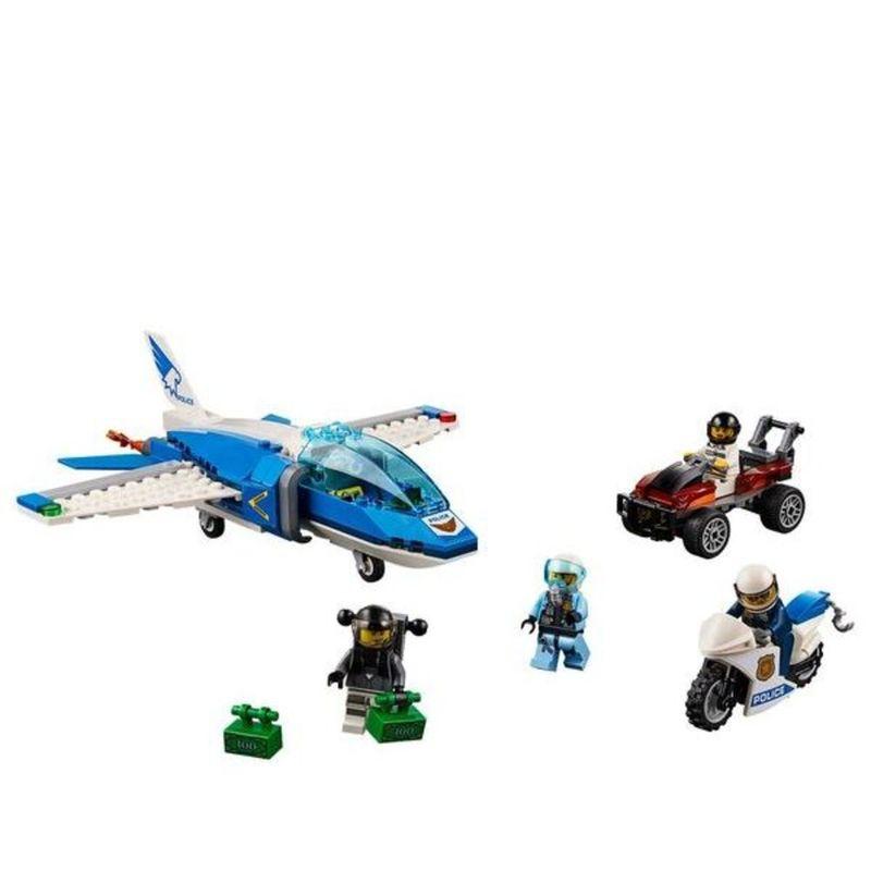 Arresto-en-paracaidas-ciudad-LEGO