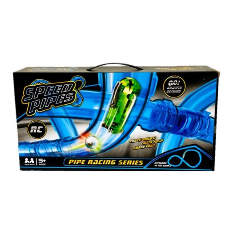 Pista-tubular-Speed-Pipes-x-27-Piezas