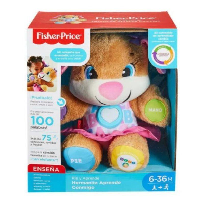 Fisher-Price-Hermanita-Aprende-Conmigo