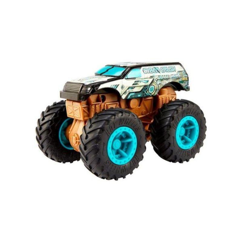 Hot-Wheels-Monster-Trucks-1-43-BASH-UPS-AST