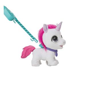 Furreal Friends Unicornio Walkalots Mascotas