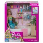 barbie-espuma