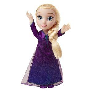 Disney Frozen 2 Muñeca Elsa Con Sonido