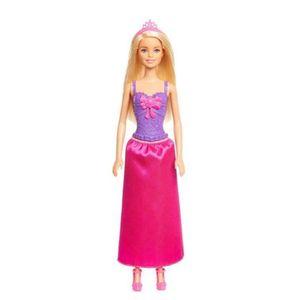 Barbie dreamtopia princess falda colores