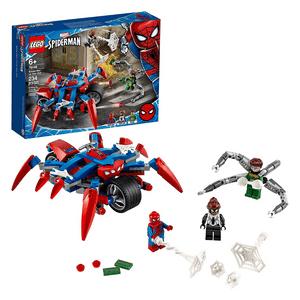 Lego Spiderman Moto