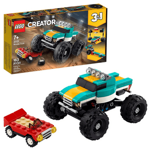 Lego Creator Camioneta Monstruo