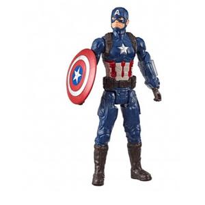Capitán América Avengers Titan Hero Endgame