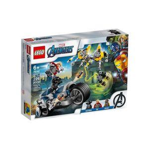 Lego Avenger Moto