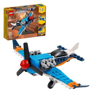 Lego Creator Avión Hélice