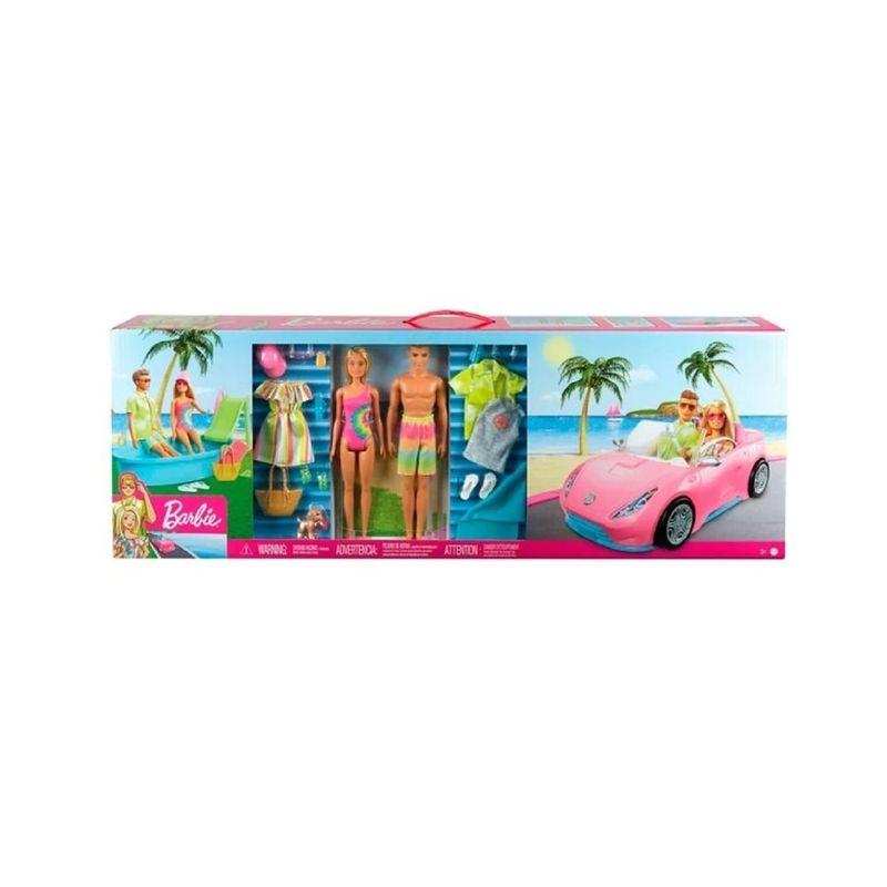 barbie-set-piscina-carro-vestido