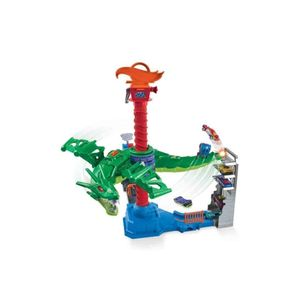 Ataque Del Dragon City Hot Wheels